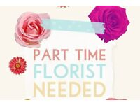 PART TIME FLORIST REQUIRED TO WORK WITH A LOCAL FLORIST IN LIVINGSTON, EXPERIENCE ESSENTIAL.