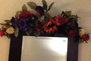 floral Swag from Michaels...New