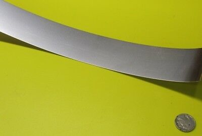 304 Stainless Steel Sheet Shim .025 -.00100 X 2.0 X 10 Foot Length