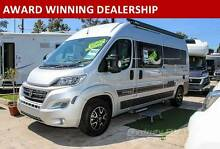 W70045 Swift Autocruise Accent Campervan, Innovative Layout Penrith Penrith Area Preview