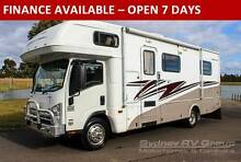 U2926 Winnebago Longreach, Luxury RV, Automatic, Slide Out Penrith Penrith Area Preview