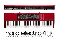 WANTED: Nord Electro 4 HP or 3 HP (not 63-key or SW)