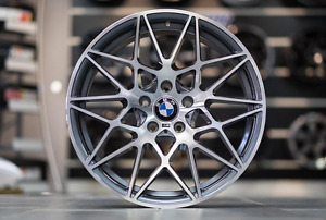 """2017 BMW M3 / M4 GTS Style Wheels 19"""" Staggered"""