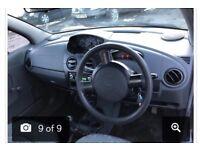 Black Chevrolet Matis S
