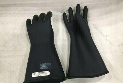 Salisbury By Honeywell Class 1 D 120 Gloves 10 Size 7500 V Ac