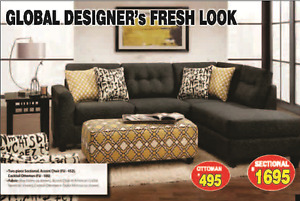 Couches, chairs, and sectionals - GFM