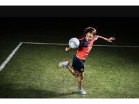 LADIES FOOTBALL SMALL SIDED GAMES!
