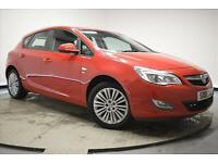 2011 VAUXHALL ASTRA HATCHBACK SPECIAL E
