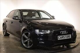 2013 AUDI A4 SALOON SPECIAL EDITION