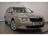 2012 SKODA SUPERB DIESEL ESTATE