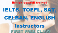 Regina top 11 instructors. Summer discounts. IELTS/CELPIP/CELBAN