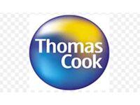 Thomas Cook E - Gift Voucher , £450