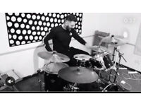 Energetic Drummer Available for gigs/studio sessions
