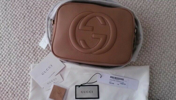 966e94453 *100% Authentic* Gucci soho disco bag - Tan | in Edmonton, London ...