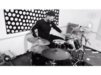 Drummer Available For Gigs, Musical Projects and Events (Central London)