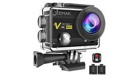 GO PRO LIKE Camera (SPORTS CARMRA 4K QUALITY) LIMITED TIME OFFER **DELIVERY ONLY**