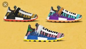 PHARRELL WILLIAM SOLAR HU PACK human races, MOST SIZES AVAILABLE