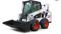 ISO Bobcat and Operator
