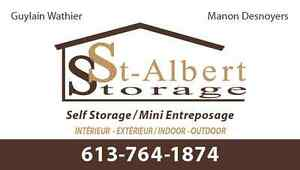Mini self-storage – get 50% off first month rental