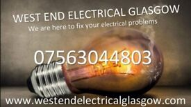 Electrician Glasgow West End