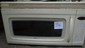 WOW UNDER THE COUNTER MAYTAG MICROWAVE $45.00