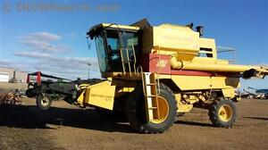 1991 New Holland TR96 - Combine