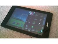 Acer one tabelet iconia 7""