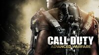 Call of duty advance warfare xbox one