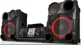 LG X-BOOM - EXPENSIVE STEREO - LOUD