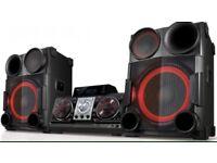 LG X-BOOM - EXPENSIVE STEREO - LOUD
