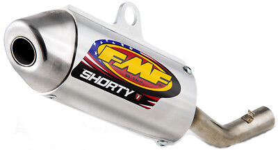 FMF Shorty Silencer-KTM-SX 125/150-04-10 -  Dirtbike Exhaust (Fmf Shorty Exhaust Silencer)