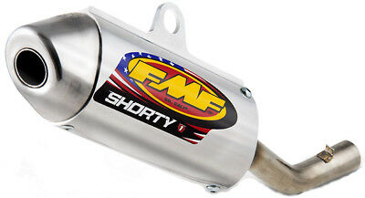 FMF Shorty Silencer-Suzuki-RM 125-03-07 -  Dirtbike Exhaust (Fmf Shorty Exhaust Silencer)