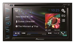 Pioneer Head unit AVH275BT