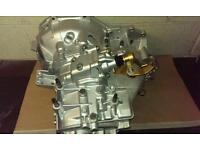 Mitsubishi Evo Rebuilt Gearbox 5 speed 4 5 6 7 8 9 reconditioned transmission