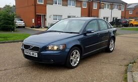 Volvo S40 Low Milage, Loads of Extras