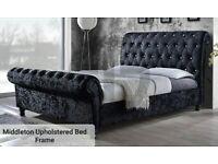 Middleton Upholstered Bed Frame