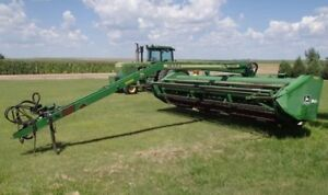 (Wanted) 1600A haybine / mower conditioner