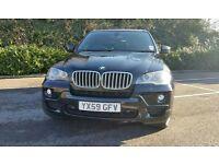 2009 BMW X5 MSPORT X Drive Auto 35D 7 Seater