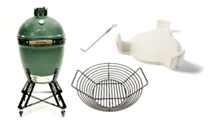 Brand new Big Green Egg BBQs used once! Full warranty!
