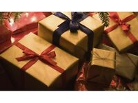Professional Gift Wrapping Service