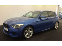 BMW 125 M Sport FROM £72 PER WEEK!