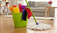 Private House Cleaning Services
