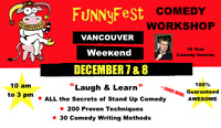 Weekend Comedy Workshop - Stand Up Comedy & Comedy Writing