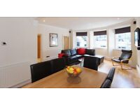 Rugby weekends 3 beds 3 baths - 6 single or 3 king beds - 2 mins to Princes Street for Rugby weekend