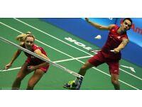 Badminton buddies needed