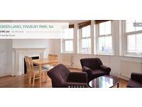 Double Room in stunning NEW flatshare Harringey Green Lanes £693 pcm