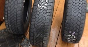 3 Pacemark Tires  $120.00 St. John's Newfoundland image 3