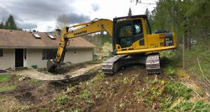 Excavator / Logging / Property Development