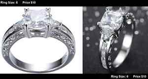 **BRAND NEW** Engagement Rings Promise Rings LOTS TO CHOOSE FROM Cambridge Kitchener Area image 7