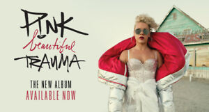 PINK CONCERT **MARCH 21/18**